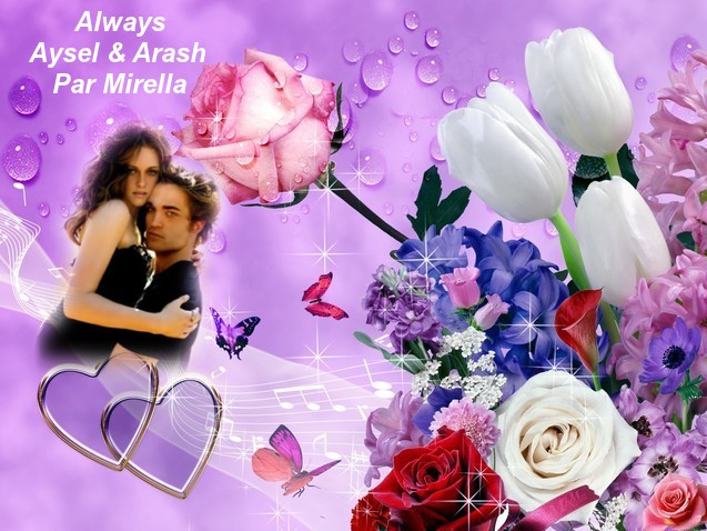 Always   Aysel & Arash    Par Mirella