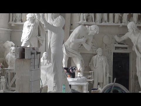 """Résultat de recherche d'images pour """"Carrare, les sculpteurs d'éternité"""""""