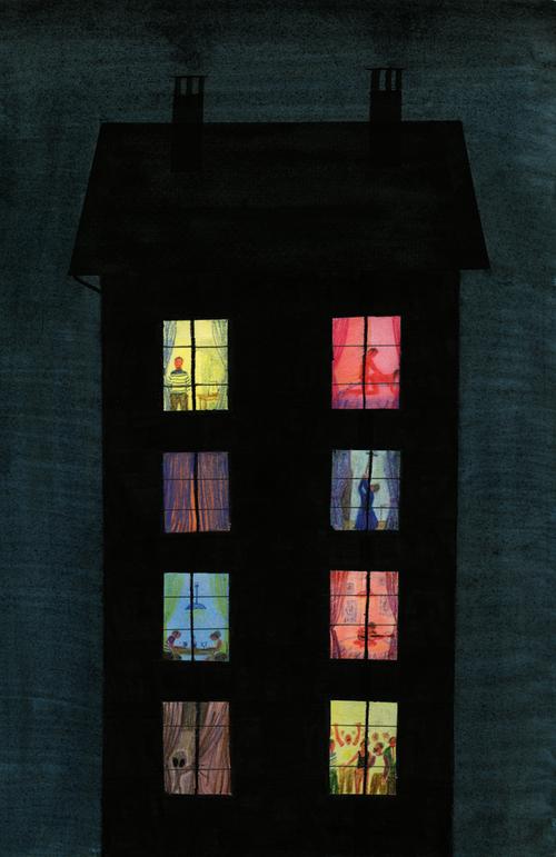 Fenêtres Matthieu Chiara