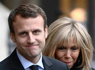 Macron : cambriolage présidentiel ...