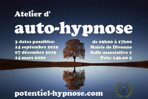 Apprendre l'auto-hypnose à Divonne-les-Bains