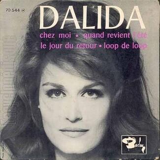 Dalida, 1963