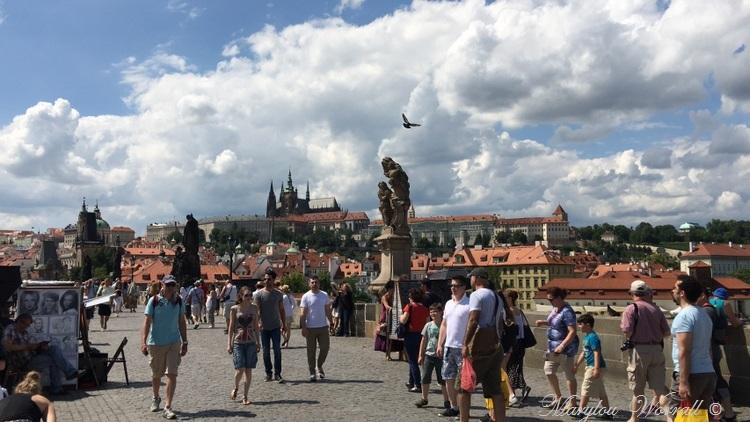 Prague : Pont Charles