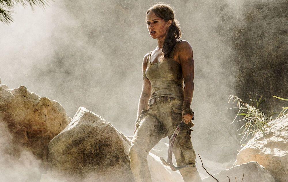 Tomb Raider : Le nouveau film avec Alicia Vikander