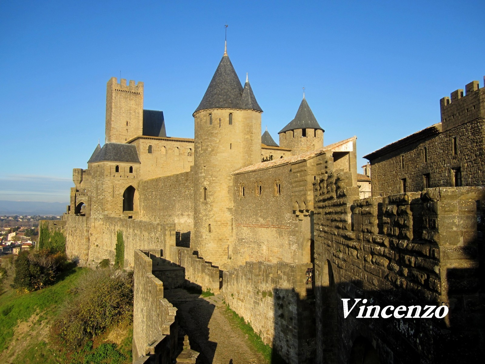 Carcassonne Nov 2011