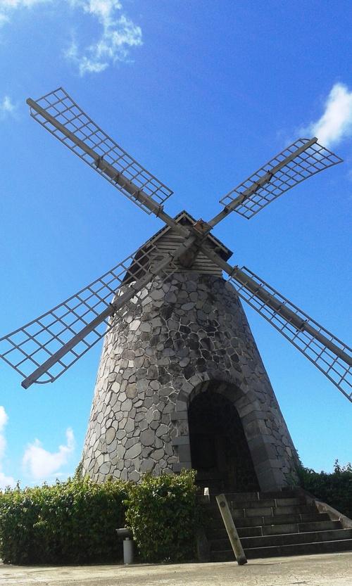 Moulin à vent trois rivières Sainte-Luce