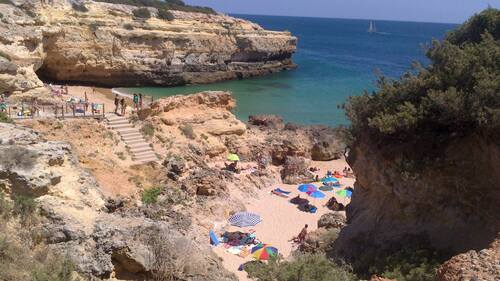 LA PLAGE- PORCHES ALGARVE
