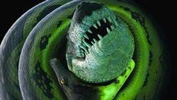 Cet ancien crocodile combattait les serpents géants du Crétacé.