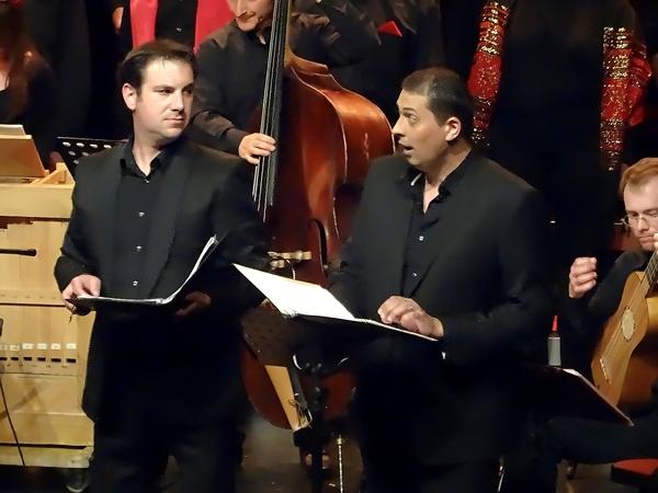Barroco y Salsa Au Théâtre Gaston Bernard