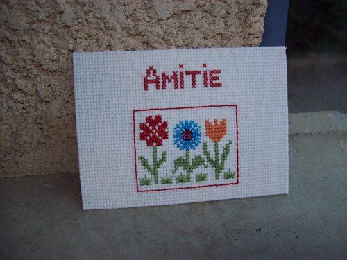 Echanges ATC – Amitié et Nichoir