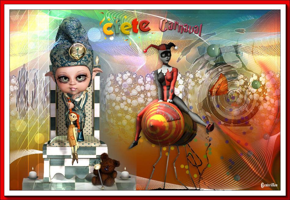 La Reine du Carnaval - Renée Graphisme