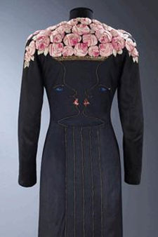 Elsa Schiaparelli Two Profiles Jacket, Jean Cocteau (1937)