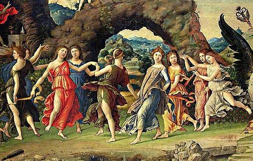 SONNET : Les Muses