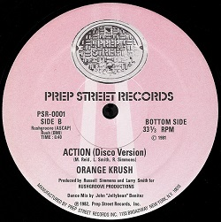 Orange Krush - Action