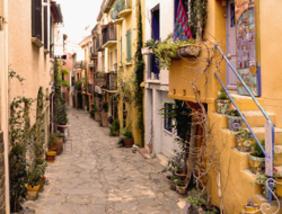 Rues de Collioure.