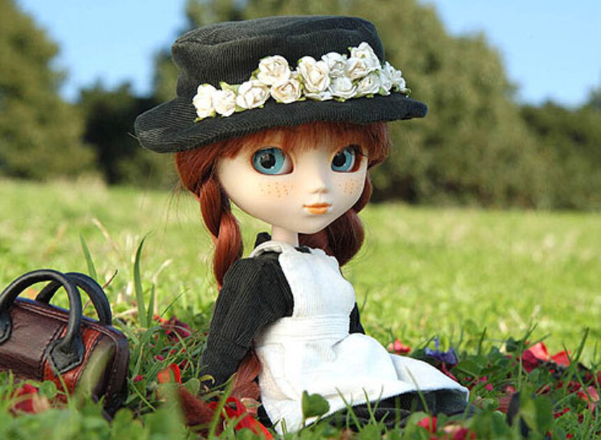 Avril: Pullip Anne Shirley
