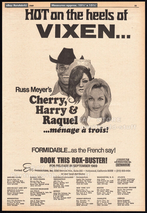 BOX OFFICE USA DU 12/03/1970 AU 18/03/1970