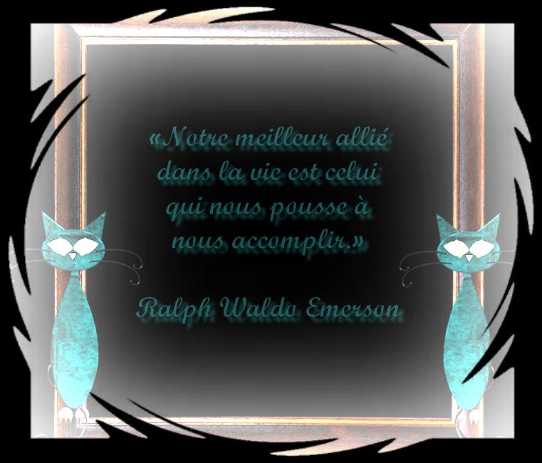 Citations 2:  Ralph Waldo Emerson - De Véritables Alliés