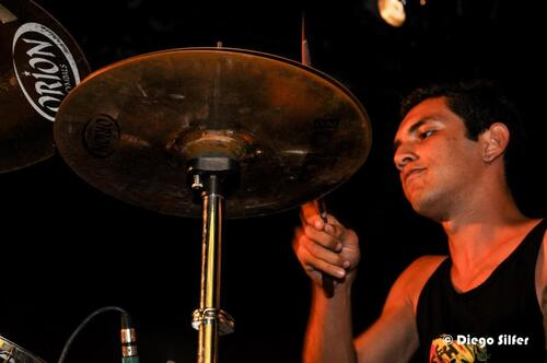 Drummer Toni brings in the right rhythm and pace