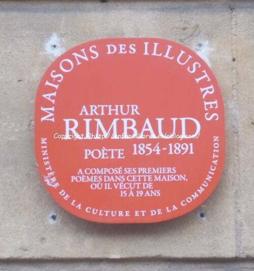 Dans les pas d'Arthur Rimbaud