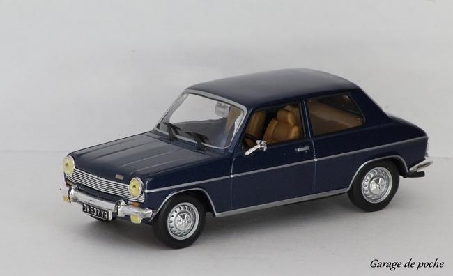 Simca 1100 LS 3 portes 1968