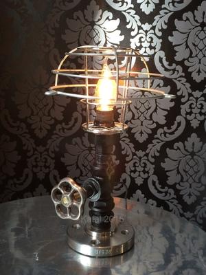 La lampe chandelier