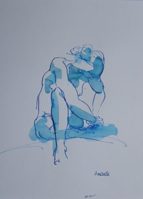 Dimanche - Trois minutes en bleu