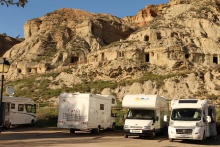 Bardenas Camping Car