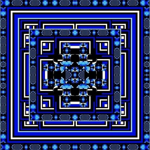 Mandala Pour les oécans 12 09 2010