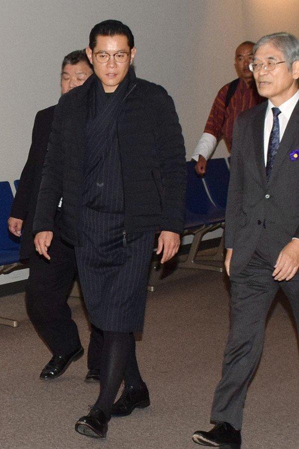 Eux-aussi ils sont à Tokyo pour le couronnement