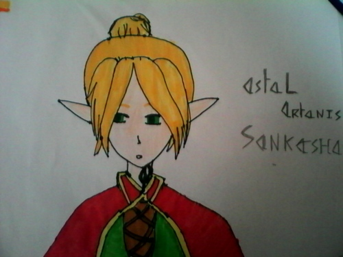 Astal/Artanis Sankasha