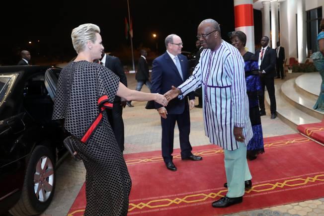 suite voyage Burkina Faso - soirée