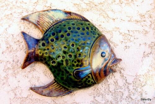 Le poisson décoratif !