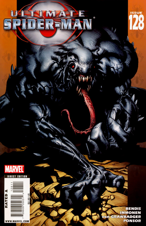 The Ultimate Spider-man 121-130