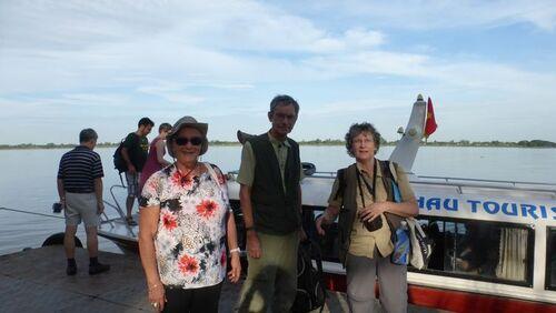 vers le delta du Mekong