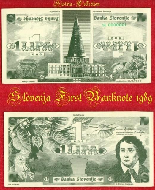 Billets du monde numismatique