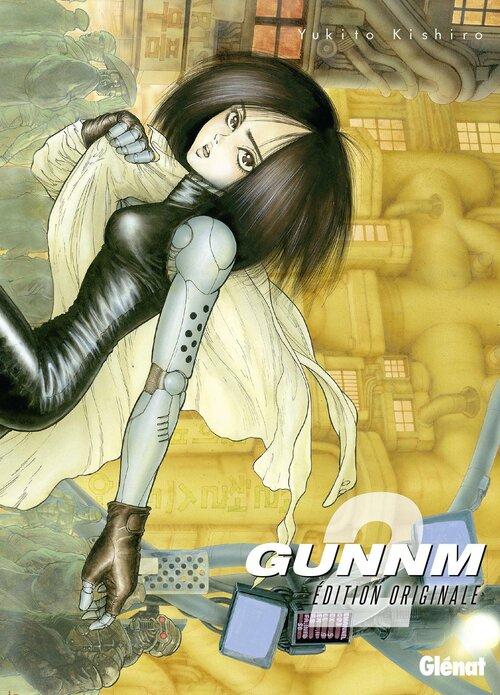Gunnm - Tome 02 - Yukito Kishiro