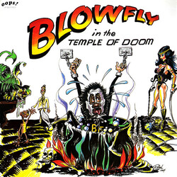 Blowfly - In The Temple Of Doom - Complete LP