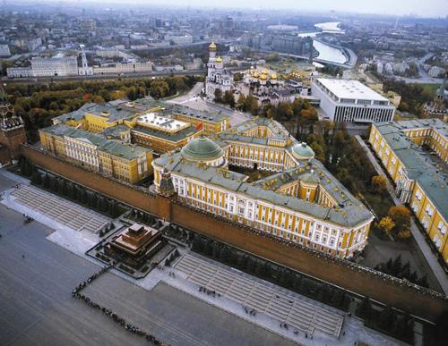 Croisière Russie- Jour 9- Le KREMLIN