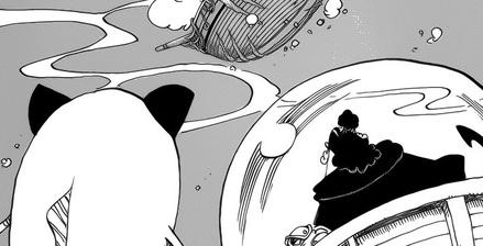 One Piece chapitre 758 en Version Anglaise
