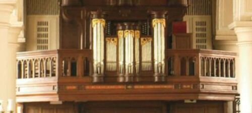 L'orgue de l'église Saint-Sauveur