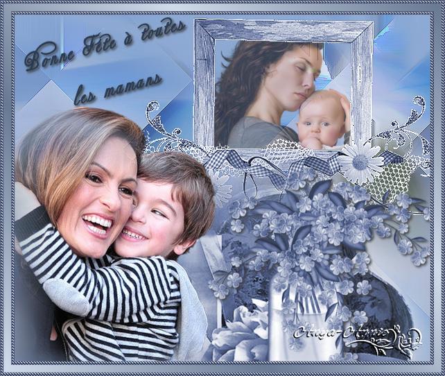 Bonne Fête à toutes les mamans
