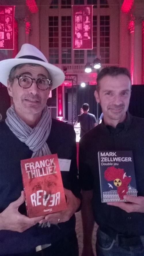 Rencontre avec Franck Thilliez
