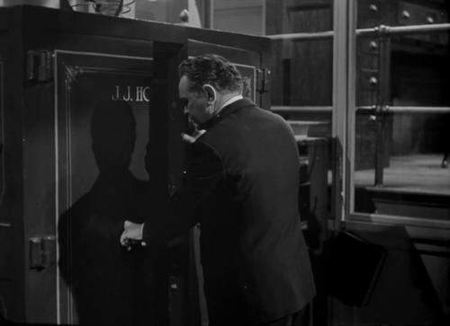 La rue rouge, Scarlet Street, Fritz Lang, 1945