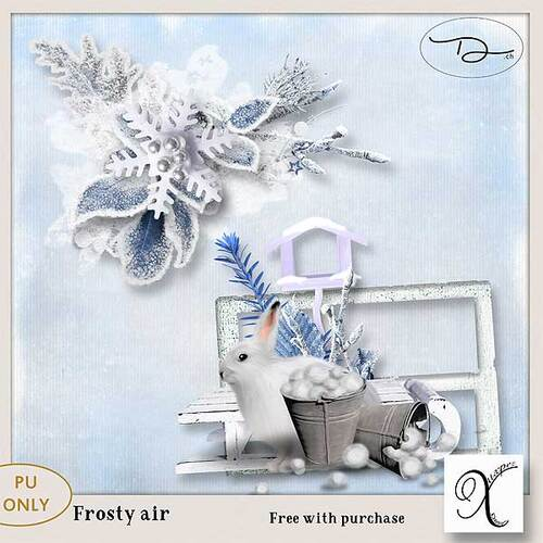 Frosty air