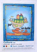 Poiré Guallino 2008 Exposition