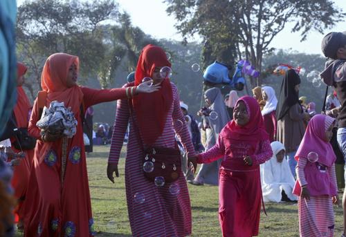 photos celebrations eid adha 2017