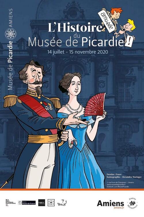 Deuxième ré-ouverture du Musée de Picardie