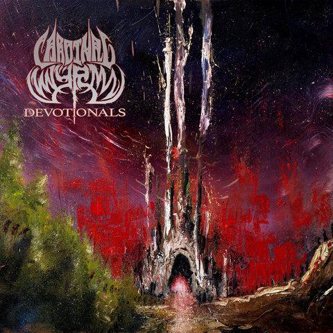 CARDINAL WYRM - Détails et extrait du nouvel album Devotionals