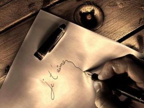 Blog de plumette :De son sang à mon encre, Article N°47 Moi aussi je t'écris